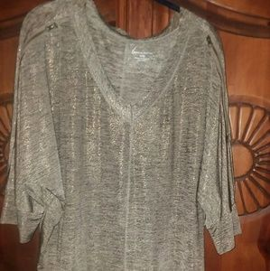 Lane Bryant size 18/20 sparkly top